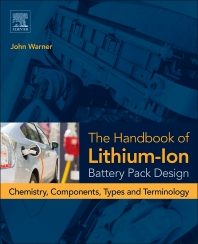 Cover image for The Handbook of Lithium-Ion Battery Pack Design