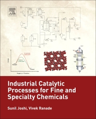 Cover image for Industrial Catalytic Processes for Fine and Specialty Chemicals