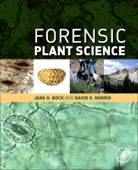 Cover image for Forensic Plant Science