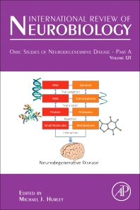 Cover image for Omic Studies of Neurodegenerative Disease - Part A
