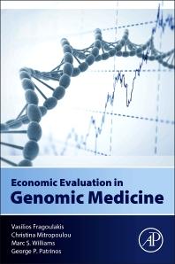 Cover image for Economic Evaluation in Genomic Medicine