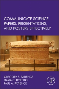 Cover image for Communicate Science Papers, Presentations, and Posters Effectively