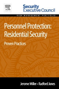 Personnel Protection: Residential Security - 1st Edition - ISBN: 9780128015148, 9780128009284