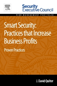 Cover image for Smart Security: Practices that Increase Business Profits