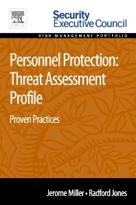 Personnel Protection: Threat Assessment Profile - 1st Edition - ISBN: 9780128015162, 9780128009260
