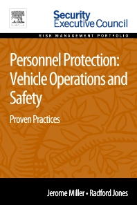 Personnel Protection: Vehicle Operations and Safety - 1st Edition - ISBN: 9780128015179, 9780128009253