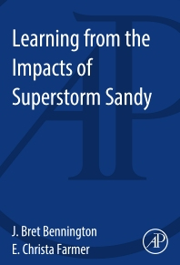 Cover image for Learning from the Impacts of Superstorm Sandy