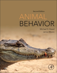 Animal Behavior, 2nd Edition,Michael Breed,Janice Moore,ISBN9780128015322