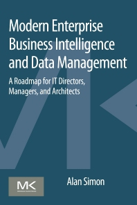 Cover image for Modern Enterprise Business Intelligence and Data Management