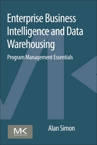 Cover image for Enterprise Business Intelligence and Data Warehousing