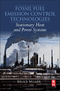 Cover image for Fossil Fuel Emissions Control Technologies