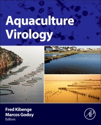 Cover image for Aquaculture Virology