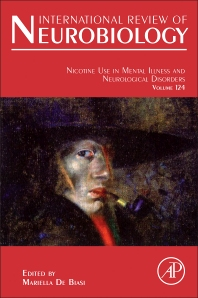 Cover image for Nicotine Use in Mental Illness and Neurological Disorders