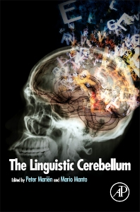 cover of The Linguistic Cerebellum - 1st Edition