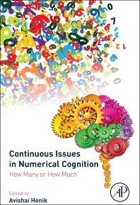 Cover image for Continuous Issues in Numerical Cognition