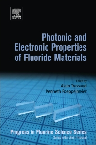 Cover image for Photonic and Electronic Properties of Fluoride Materials