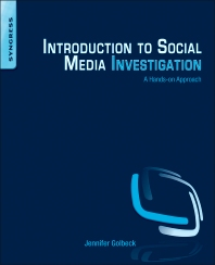 Cover image for Introduction to Social Media Investigation