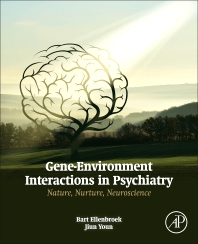 Cover image for Gene-Environment Interactions in Psychiatry