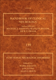 Cover image for Functional Neurologic Disorders