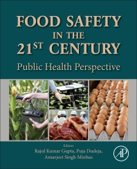 Cover image for Food Safety in the 21st Century