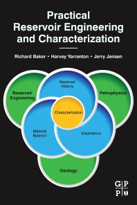 Cover image for Practical Reservoir Engineering and Characterization