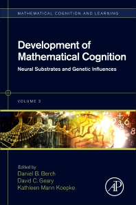 Cover image for Development of Mathematical Cognition