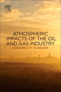 Cover image for Atmospheric Impacts of the Oil and Gas Industry