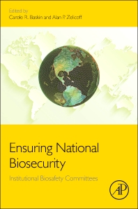 Ensuring National Biosecurity - 1st Edition - ISBN: 9780128018859, 9780128018606