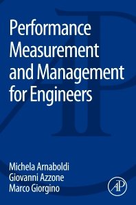 Cover image for Performance Measurement and Management for Engineers