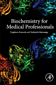 Cover image for Biochemistry for Medical Professionals