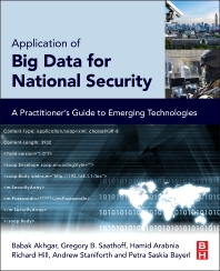 Application of Big Data for National Security - 1st Edition - ISBN: 9780128019672, 9780128019733