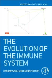 Cover image for The Evolution of the Immune System