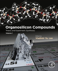 Organosilicon Compounds - 1st Edition - ISBN: 9780128019818, 9780128019917