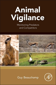 Cover image for Animal Vigilance