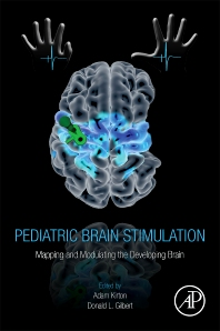 Cover image for Pediatric Brain Stimulation