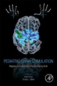 Cover image for Pediatric Brain Stimulation