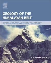 Cover image for Geology of the Himalayan Belt