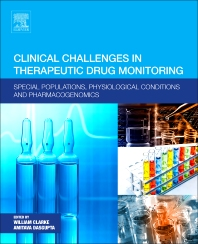 Cover image for Clinical Challenges in Therapeutic Drug Monitoring