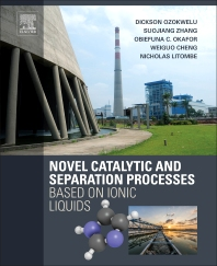 Cover image for Novel Catalytic and Separation Processes Based on Ionic Liquids