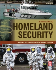 Cover image for Introduction to Homeland Security