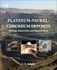 Cover image for Platinum-Nickel-Chromium Deposits
