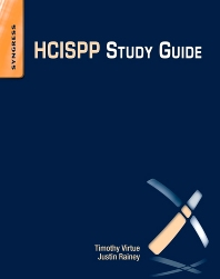 HCISPP Study Guide - 1st Edition - ISBN: 9780128020432, 9780128020890