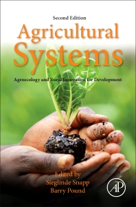 Cover image for Agricultural Systems: Agroecology and Rural Innovation for Development