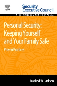 Cover image for Personal Security: Keeping Yourself and Your Family Safe