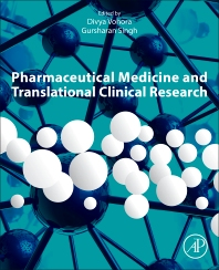 Cover image for Pharmaceutical Medicine and Translational Clinical Research