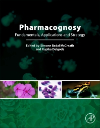 Cover image for Pharmacognosy