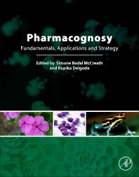 Cover image for Pharmacognosy