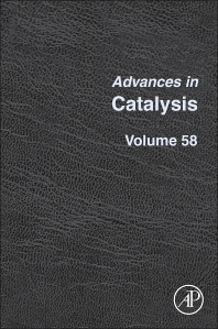 Advances in Catalysis - 1st Edition - ISBN: 9780128021262, 9780128023341