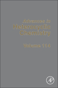 Advances in Heterocyclic Chemistry - 1st Edition - ISBN: 9780128021309, 9780128023389