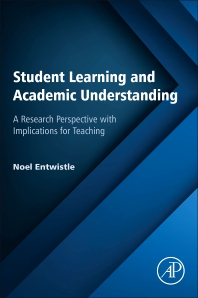 Cover image for Student Learning and Academic Understanding